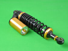 "AM6 320mm 12 5/8"" Motorcycle ATV Quad BLACK Air Gas Shock Suspension Absorber"