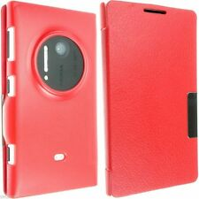 LEATHER  COVER WALLET POUCH FLIP BACK CASE FOR NOKIA LUMIA 1020 AS PICTURED