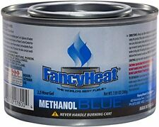 FancyHeat Methanol Blue Chafing Tray Fuel 6 Pack