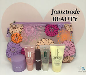Clinique Gift Set 5 Pcs With Cosmetic Bag