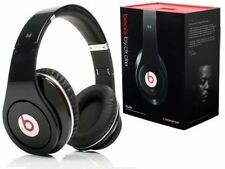 HEADPHONES DR.DRE BEATS STUDIO MONSTER BLACK 100% ORIGINAL GIFT  E98B