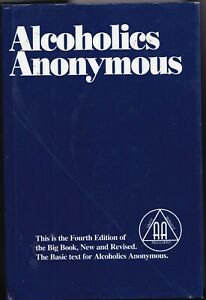 England's Alcoholics Anonymous Fourth Edition 12th Printing 2014