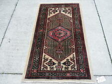 3x5ft. Persian Ardabil Serab Wool Rug