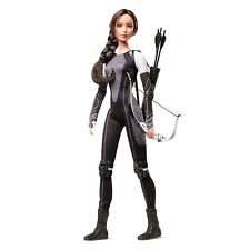 "The Hunger Games:  ~ Catching Fire ~ KATNISS ~ 12"" Barbie Doll  by Mattel  2013"