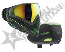 Dye Precision I5 R2 Paintball Mask Loader Combo Emerald Carbon