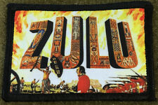 Zulu movie Morale Patch Martini Henry British Redcoat 577/450