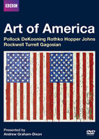 Art of America DVD (2017) Andrew Graham-Dixon cert E ***NEW*** Amazing Value