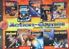 10 PC DOS collectionneur morceaux Old School Shooter RAIDEN 1 + 2 Darius, etc. dans neuf dans sa boîte