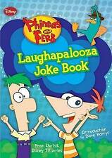 Good, Laughapalooza Joke Book (Phineas & Ferb), Richards, Kitty, Book