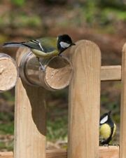 Flutter Butter Wall Mount Pack of 2 feeder for garden wall, fence, tree FREE P&P