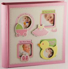 Baby Girl Photo Album | Baby Gifts | Baby Shower