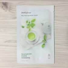 1 SHEET INNISFREE IT'S REAL SQUEEZE MASK PACK - GREEN TEA MOISTURIZE