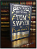 Adventures of Tom Sawyer by Mark Twain New Leather Bound Collectible Edition