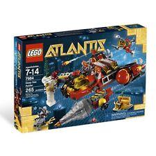 LEGO® Atlantis - Deep Sea Raider Building Play Set 7984 NEW NIB Retired