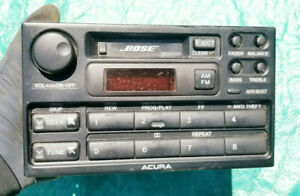 OEM 1991-1995 Acura Legend BOSE Radio