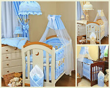 CANOPY Drape to fit Baby Swinging Crib/Cradle/Cot/Cot Bed 270cm wide! S A L E!!!