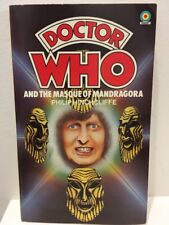 Dr Doctor Who & THE MASQUE MANDRAGORA Philip HINCHCLIFFE TARGET 1979 FREE POST