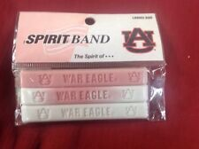 Auburn Tigers WAR EAGLE PINK Youth/Ladies Baller Bands Wristbands 3 Pack New