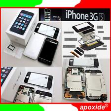 Apple™A1303★iPhone 3GS 16GB per PARTI di RICAMBIO★SCATOLA iPhone 3GS 32GB MC134T
