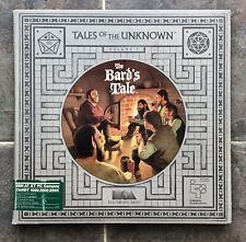 The Bard's Tale (IBM, Tandy 1000, Compaq) Vintage 1985 Graphical Adventure Game