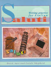 Saluti: Writing Practice for Italian (GCSE Writing Practice)-ExLibrary