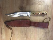 Vintage Original Puma Bowie #6396 - Fixed Blade Knife