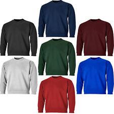 Dickies Crew Neck Sweatshirt Jumper Men's (Sizes S-XXXXL) Black Grey Green Blue