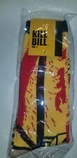Kill Bill Blood Splatter Costume Socks Exclusive Loot Crate New In Package
