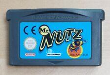Mr Nutz - Gameboy Advanced