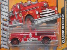 Matchbox 2012 #070/120 Classique Seagrave Fourgon D'Incendie Tender Rouge