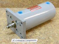 "Bimba   4""  bore  X  5""  stroke  pneumatic cylinder  double wall  DWC-1255-2S"