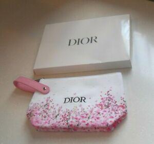 NEW Christian Dior Miss Dior Floral Pouch Purse Make Up Clutch Bag  BNIB Pretty