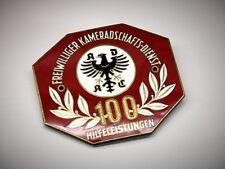 German ADAC Badge 1950 Emblem Classic Plaque Porsche Mercedes Grille BMW VW #73
