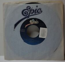 "EUROPE Carrie/Love Chaser 7"" 45 mid-80's arena-rock Epic"