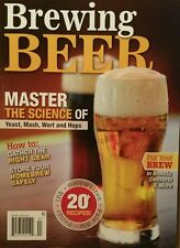 Brewing Beer Master The Science 20+Recipes Store Safely Vol 13K FREE SHIPPING