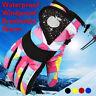 Children's XL Ski Sports Gloves Thicken Winter Warm Waterproof Windproof Snow
