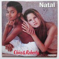 CHICO & ROBERTA : ESPERANCE DO NATAL / COR DE CETIM - [ CD SINGLE ]