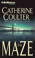 FBI Thriller: The Maze 2 by Catherine Coulter (2013, CD, Abridged)