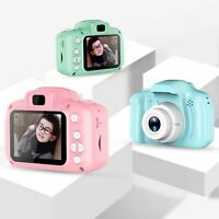 Mini Digital Children Camera HD 1080P Photo Video LCD Camera Toy Gift For Kids