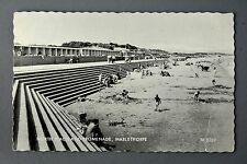 R&L Postcard: North Beach Promenade Mablethorpe, Lifeboat Stamp, Valentine