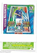 2015 / 2016 EPL Match Attax Live (P10) Steven NAISMITH Everton