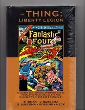 Marvel Premiere Classic #69 The Thing: Liberty Legion HC