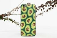 Avocado iPhone 11 Pro Max Case Food iPhone XS XR Silicone Cover iPhone 7 8 Plus