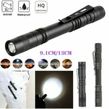 Two Light Anti-reflective Aluminum Penlight For Household Outdoor Activities XG