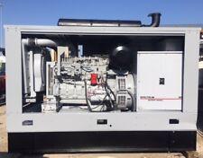 180KW Spectrum/Kohler 277/480V 60HZ Diesel Generator Set SN #396661