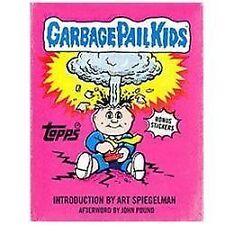 Garbage Pail Kids (Topps), The Topps Company