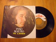 81B - PINO MAURO TE LASSO ANIELLO A FEDE NP 9129 HELLO