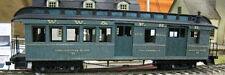 1902 JACKSON & SHARP 36' SMOKING CAR Railroad On30 Laser Wood Quik-Kit DFM06