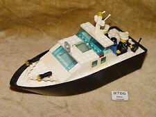 LEGO Sets: Boat: Police: 4010-1 Police Rescue Boat (1987) 100%  #2