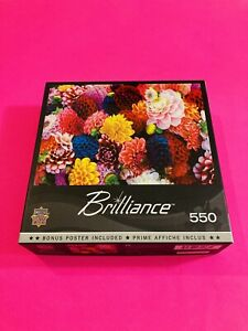 Beautiful Blooms 550 Piece Jigsaw Puzzle